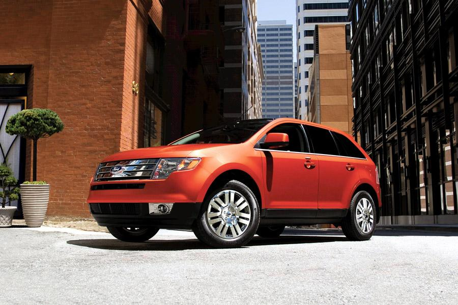 2009 Ford Edge Photo 2 of 12