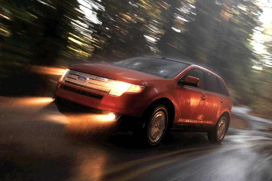 2009 Ford Edge Photo 4 of 12