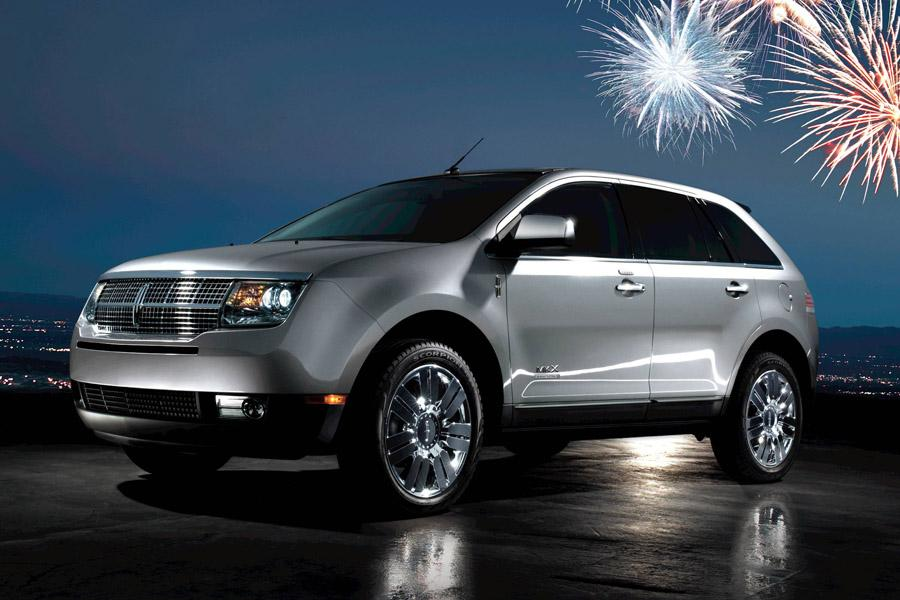 2009 Lincoln MKX Photo 1 of 8
