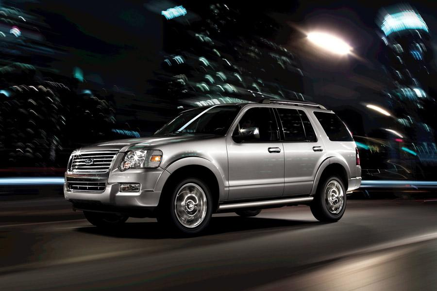 2009 Ford Explorer Photo 1 of 8