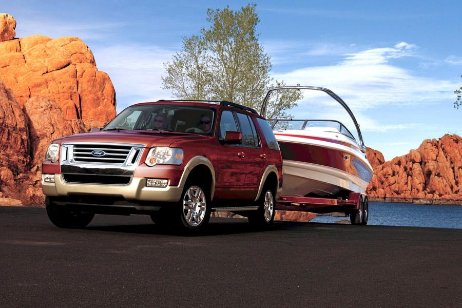 2009 Ford Explorer Photo 3 of 8