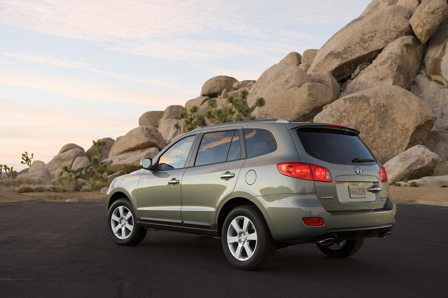2009 Hyundai Santa Fe Photo 3 of 15