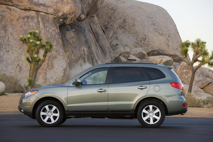 2009 hyundai santa fe reviews specs and prices. Black Bedroom Furniture Sets. Home Design Ideas