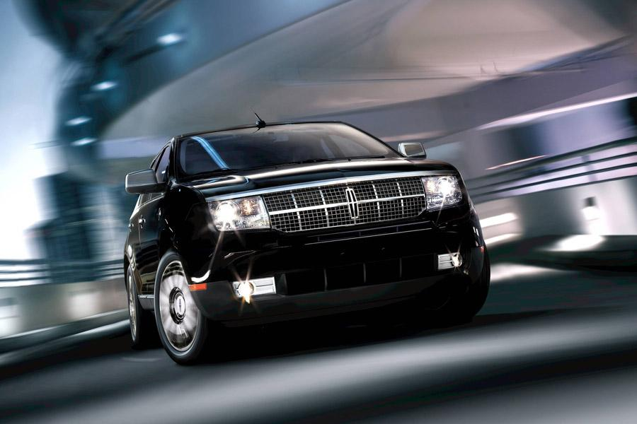 2009 Lincoln MKX Photo 3 of 8