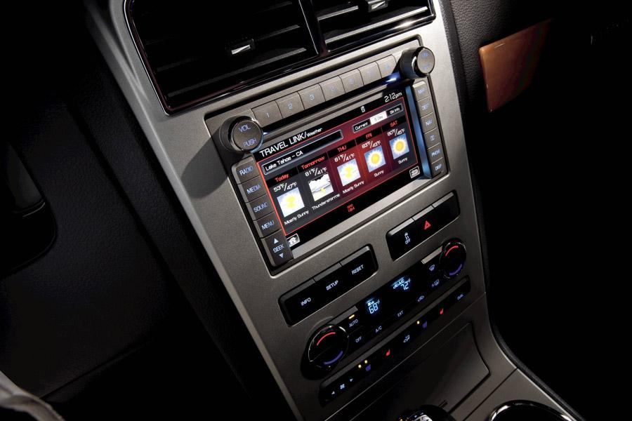 2009 Lincoln MKX Photo 6 of 8
