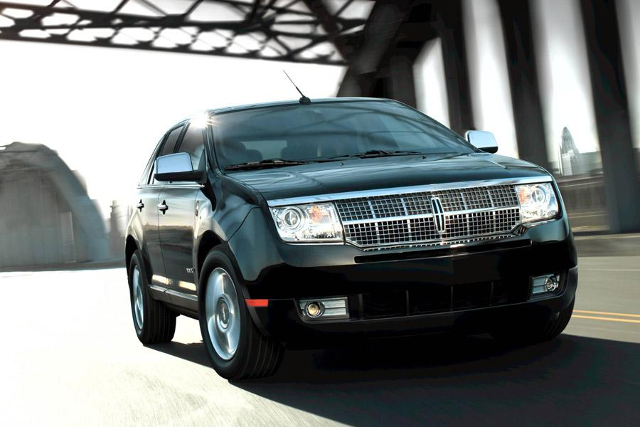 2009 Lincoln MKX Photo 4 of 8