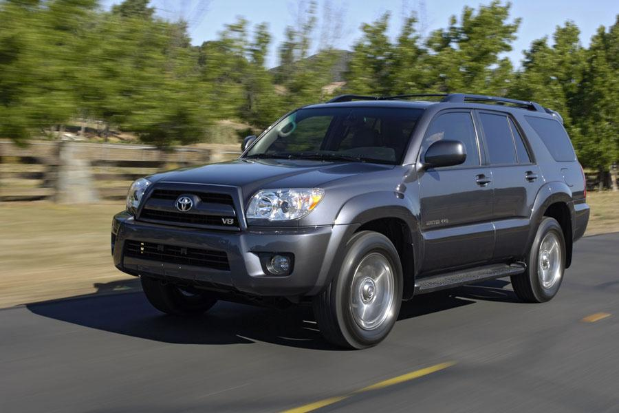 2009 Toyota 4runner Overview Cars Com
