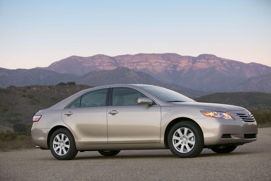 2009 Toyota Camry Hybrid Photo 4 of 16