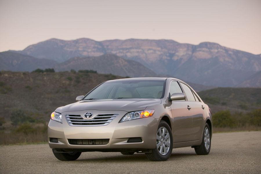 2009 Toyota Camry Hybrid Photo 5 of 16