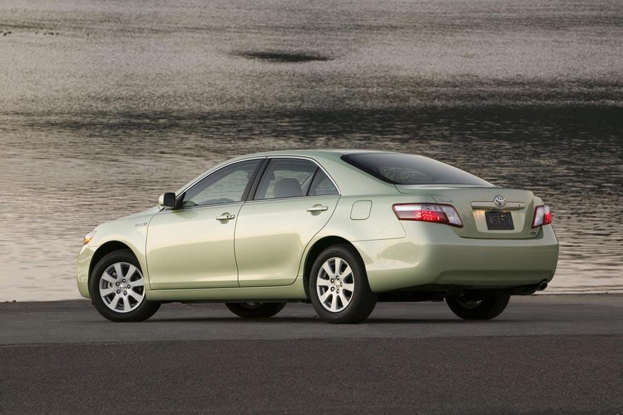 2009 Toyota Camry Hybrid Photo 6 of 16
