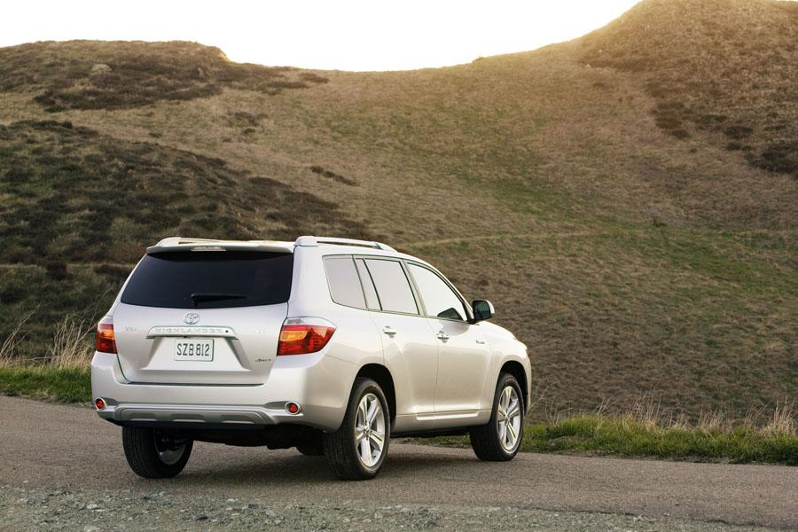 2009 Toyota Highlander Photo 4 of 17