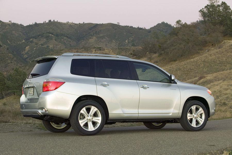 2009 Toyota Highlander Reviews Specs And Prices Cars Com