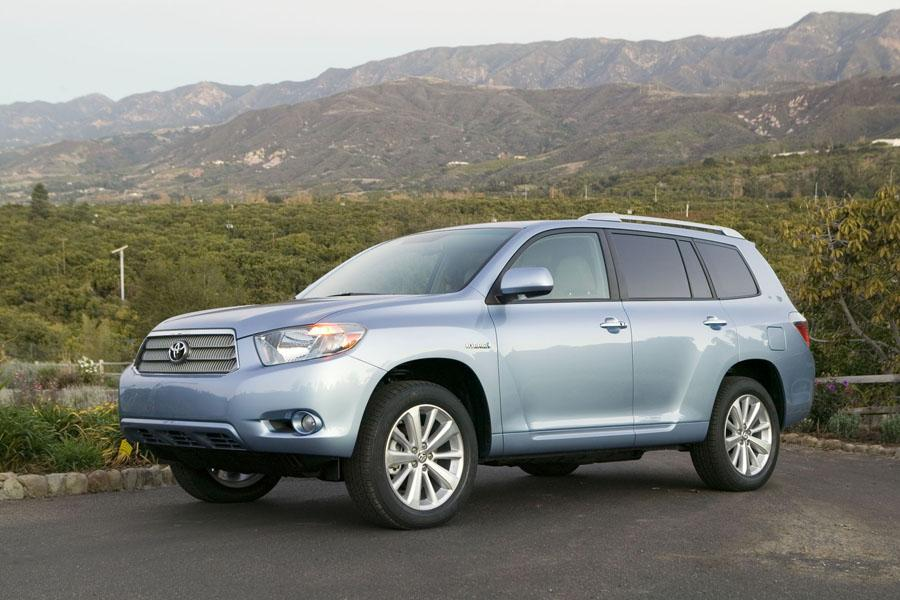 2009 toyota highlander hybrid overview. Black Bedroom Furniture Sets. Home Design Ideas