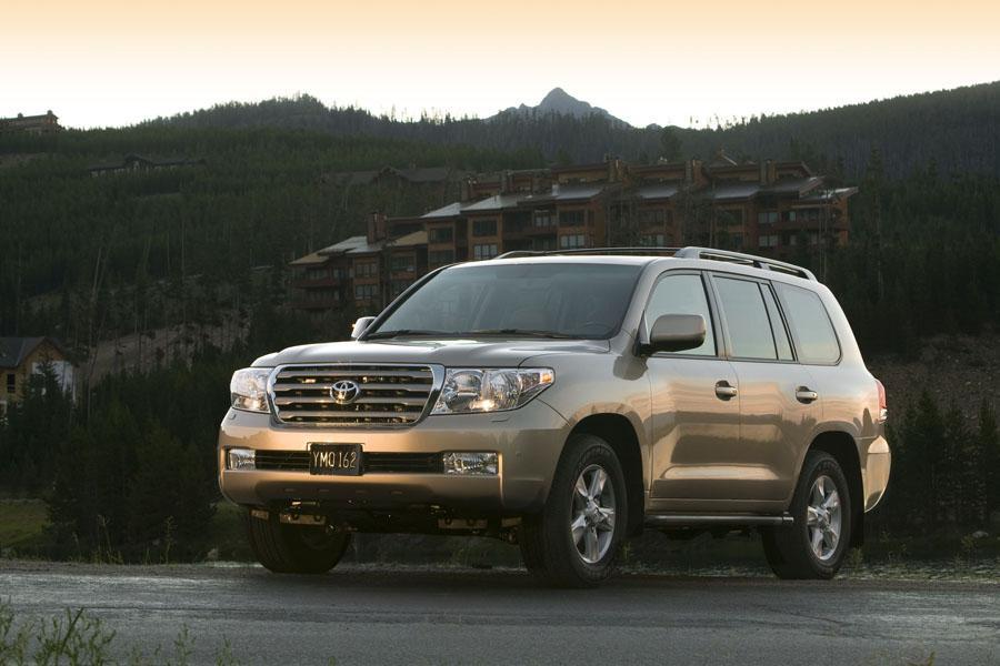 2009 Toyota Land Cruiser Photo 4 of 16