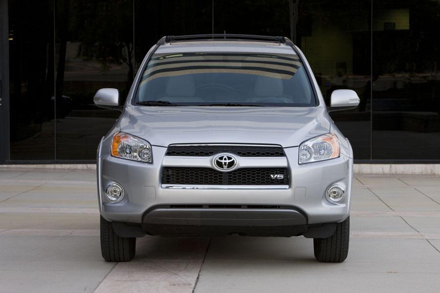 2009 Toyota Rav4 Specs Pictures Trims Colors Cars Com