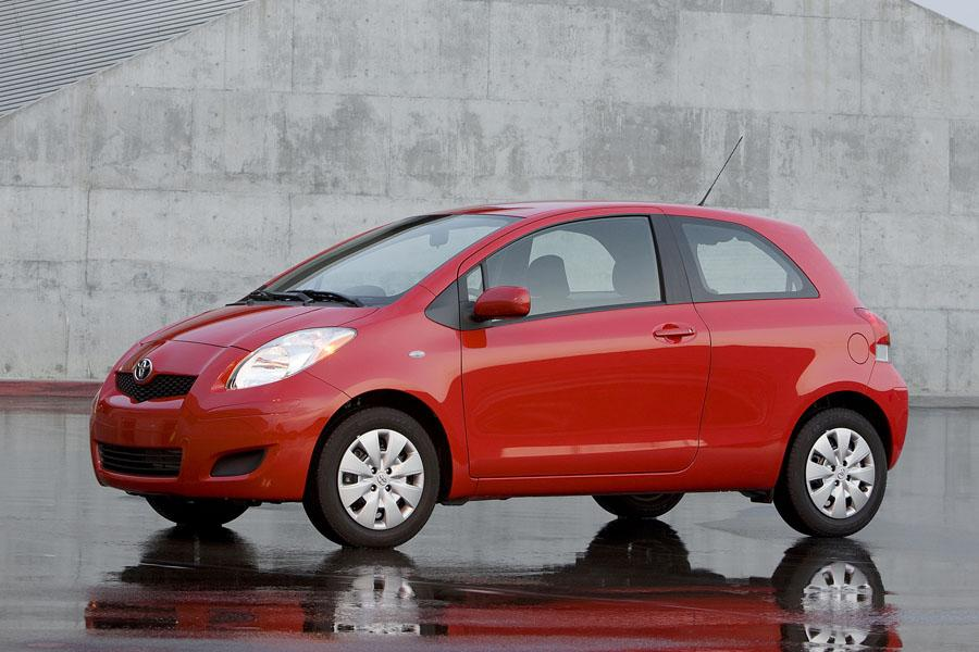 2009 Toyota Yaris Overview