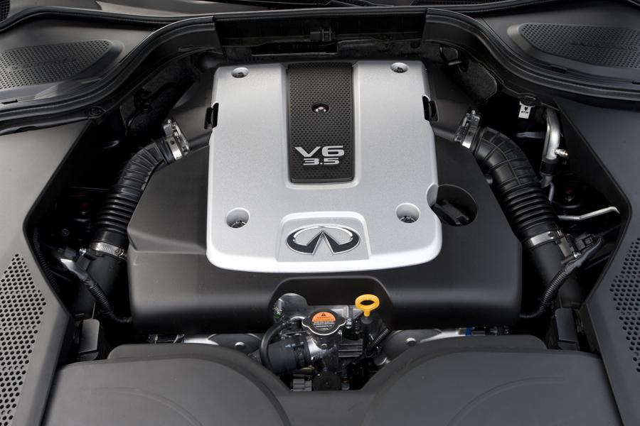 2009 Infiniti M35 Overview Cars Com