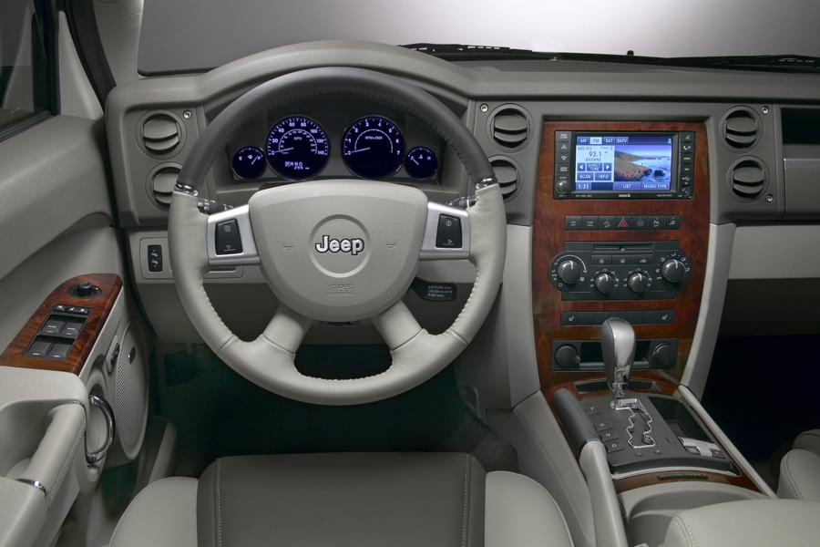 2009 Jeep Commander Photo 6 of 6