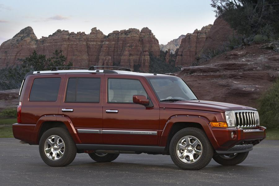 2009 Jeep Commander Photo 4 of 6