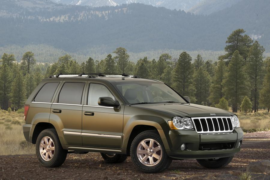 2009 jeep grand cherokee overview. Black Bedroom Furniture Sets. Home Design Ideas
