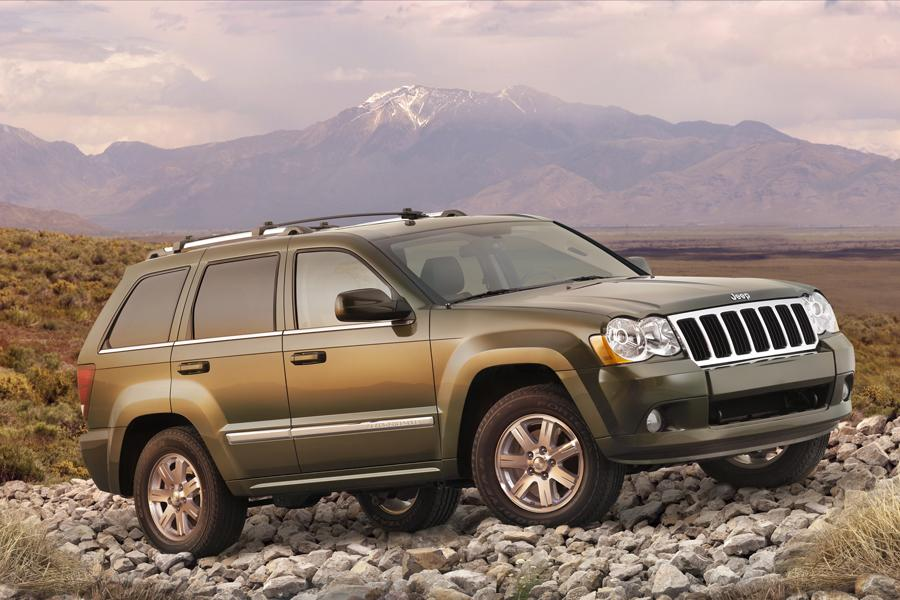 2009 Jeep Grand Cherokee Photo 3 of 13