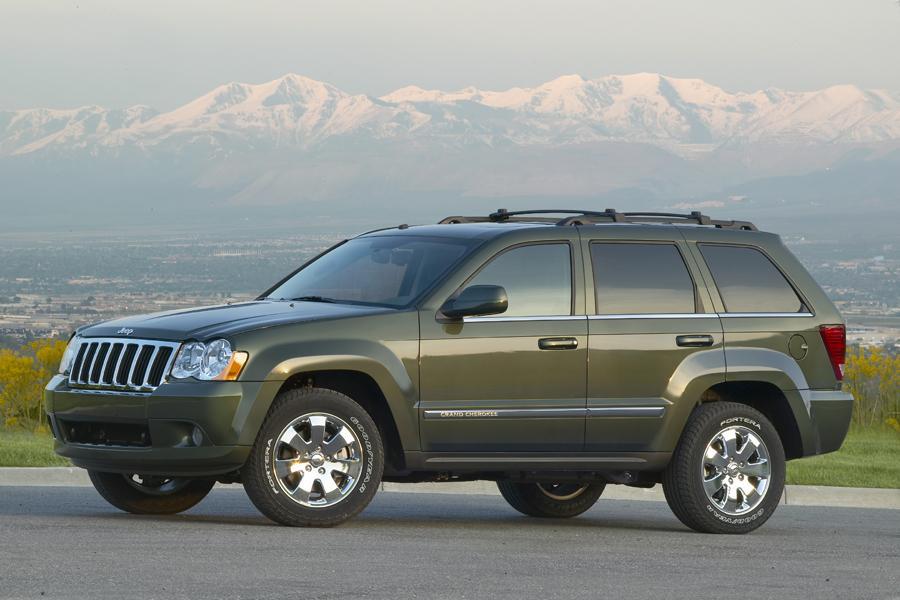 2002 Jeep Grand Cherokee Laredo >> 2009 Jeep Grand Cherokee Reviews, Specs and Prices | Cars.com