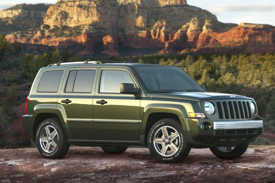 2009 Jeep Patriot Overview | Cars.com