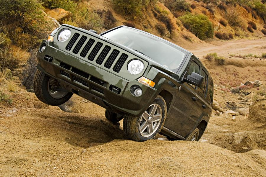 2009 Jeep Patriot Overview Cars Com