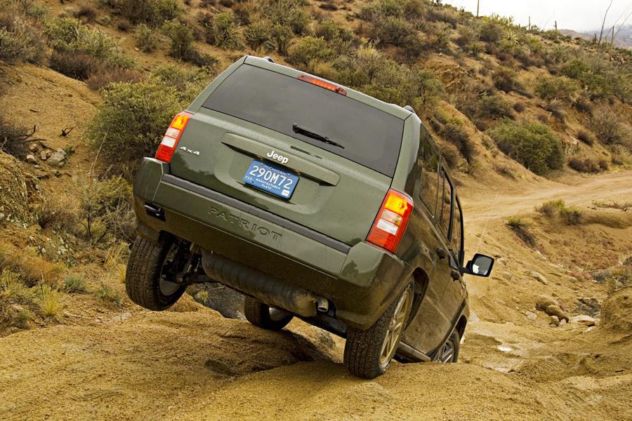 2009 Jeep Patriot Photo 4 of 11