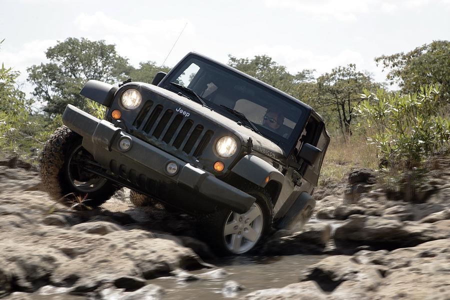 2009 Jeep Wrangler Photo 4 of 12