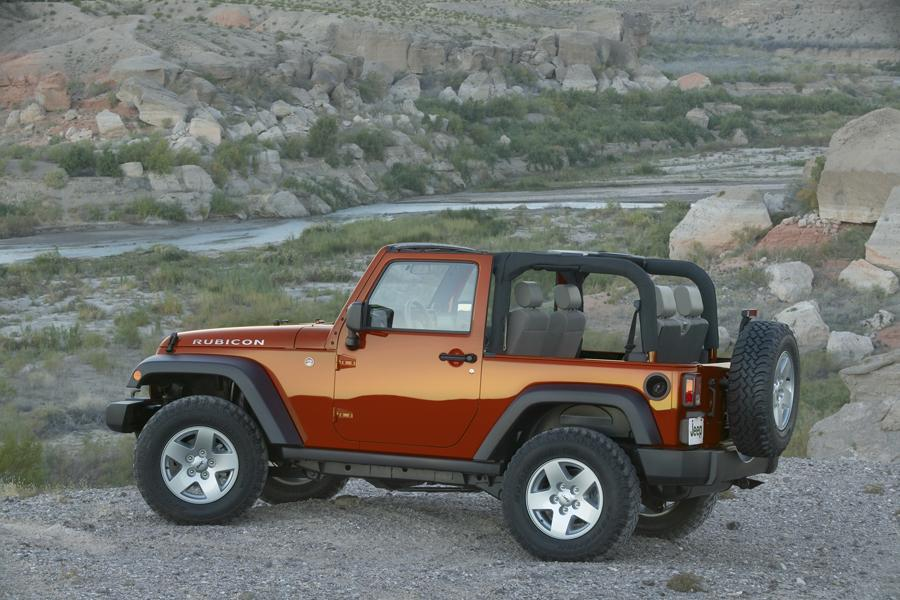 2006 Jeep Wrangler Rubicon >> 2009 Jeep Wrangler Reviews, Specs and Prices | Cars.com