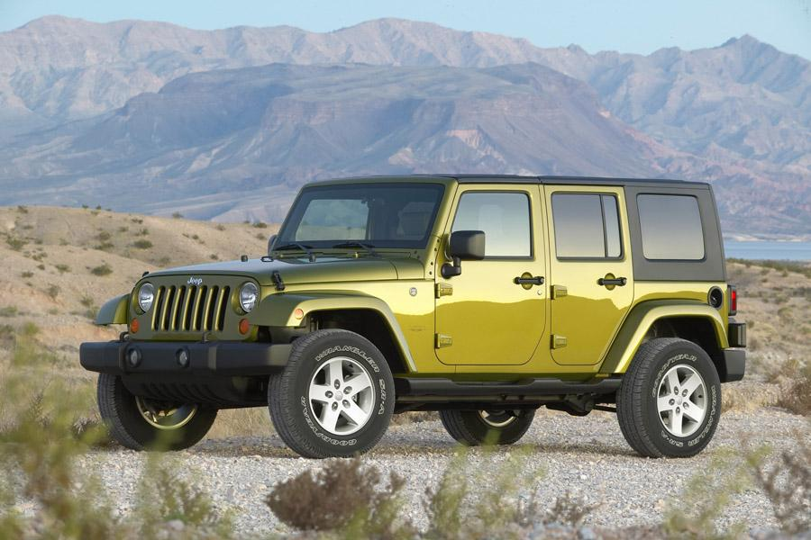 2009 Jeep Wrangler Unlimited Photo 1 of 11