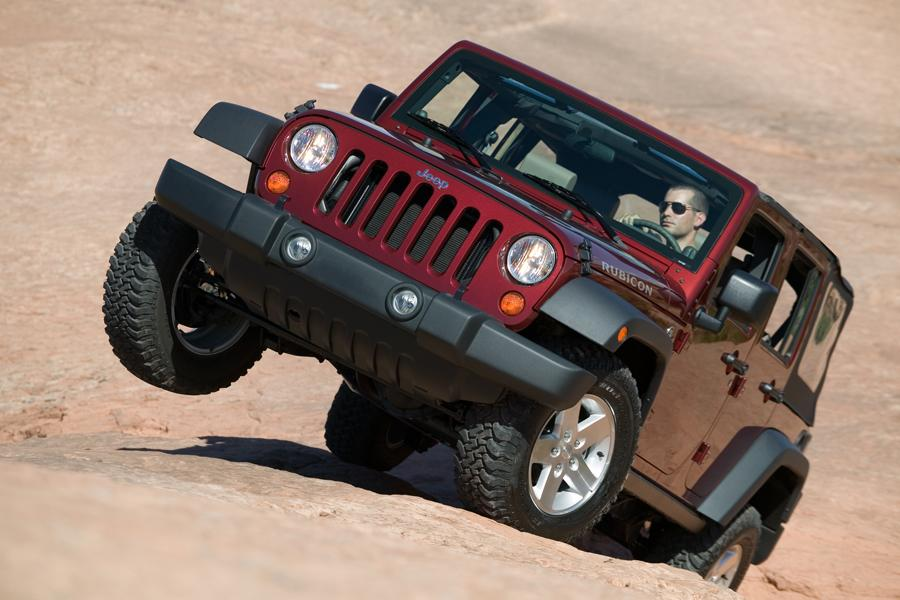 2009 Jeep Wrangler Unlimited Photo 5 of 11