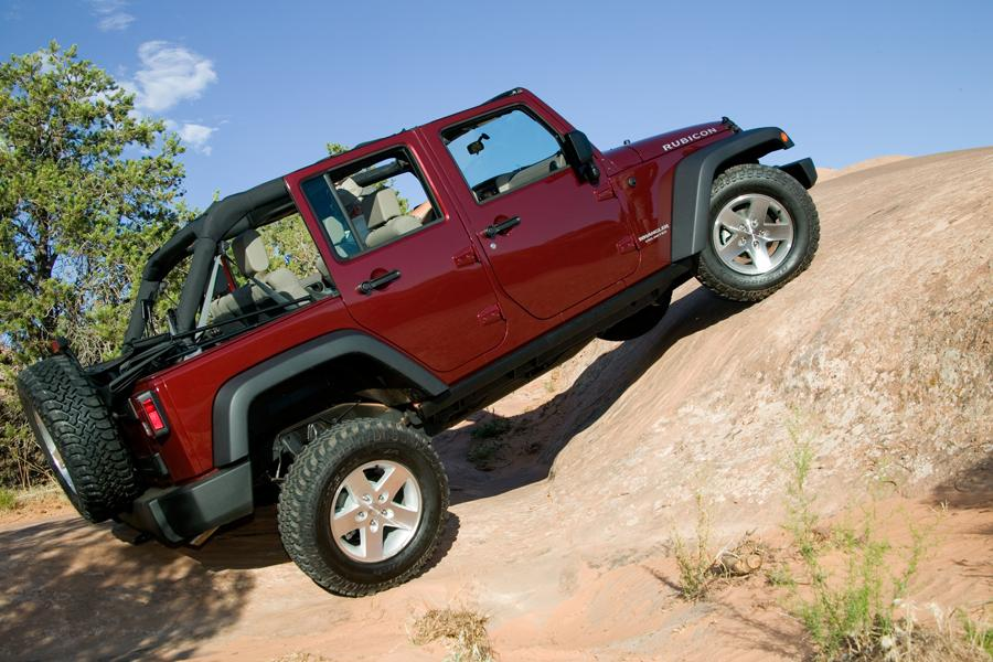 2009 Jeep Wrangler Unlimited Photo 6 of 11