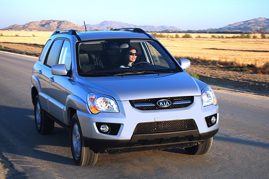 2009 Kia Sportage Photo 5 of 12