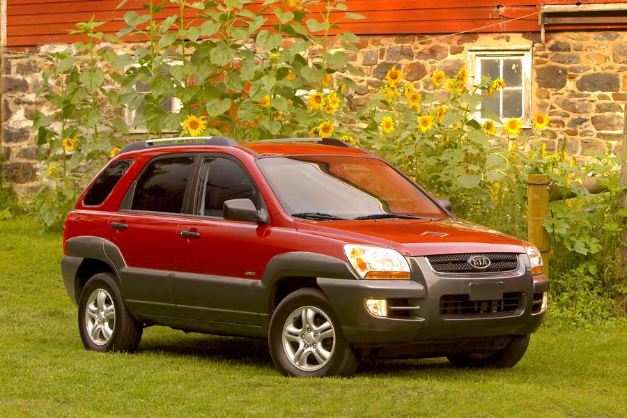 2009 Kia Sportage Photo 6 of 12