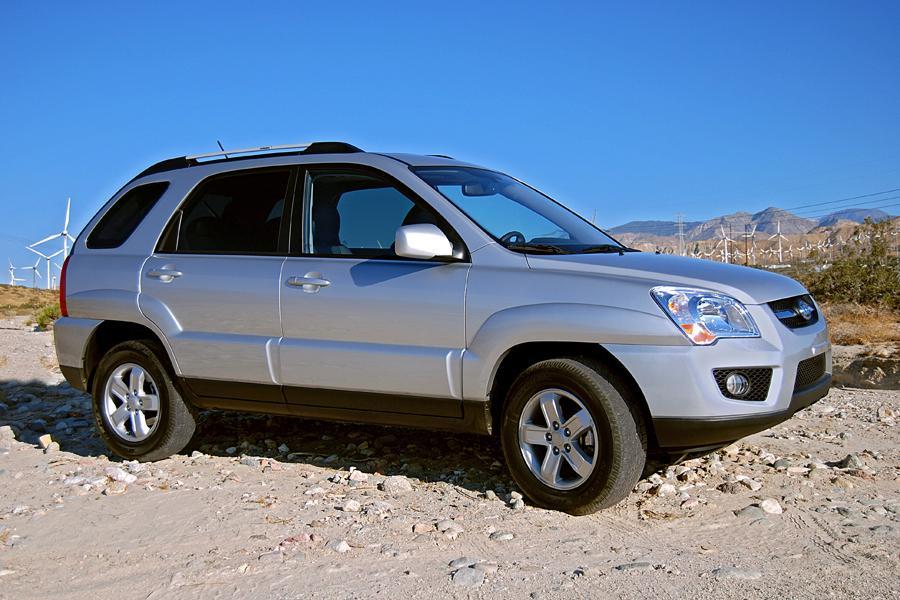 2009 Kia Sportage Reviews Specs And Prices Cars Com