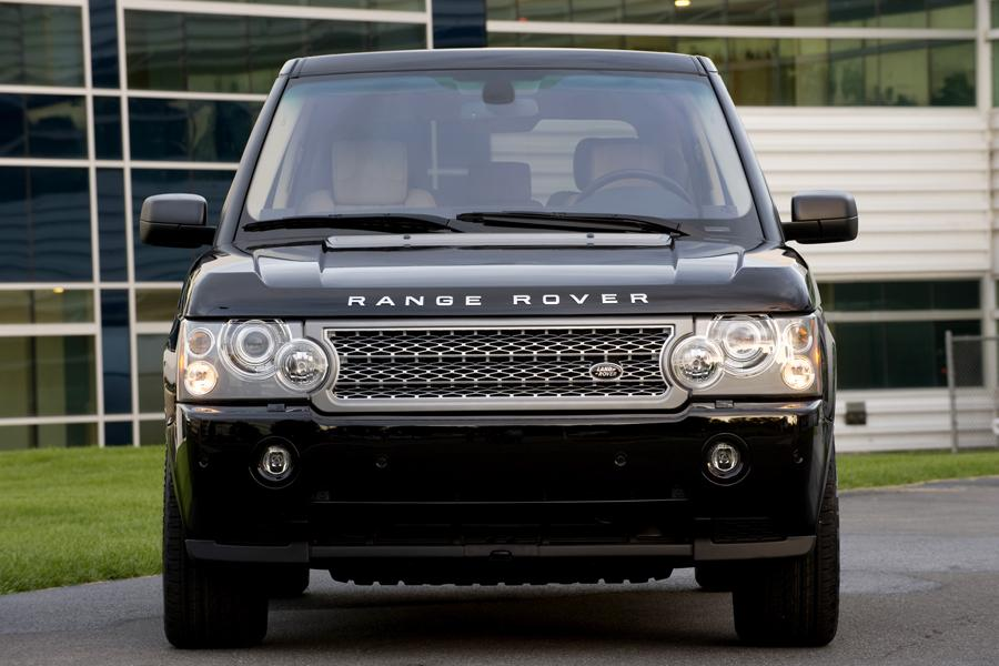 2009 Land Rover Range Rover Overview Cars Com