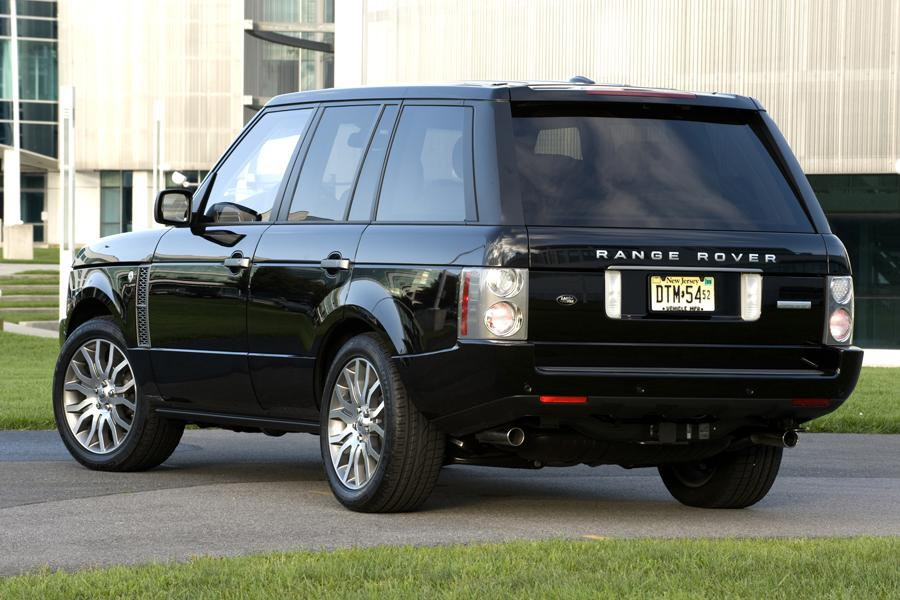 2009 Land Rover Range Rover Photo 4 of 19