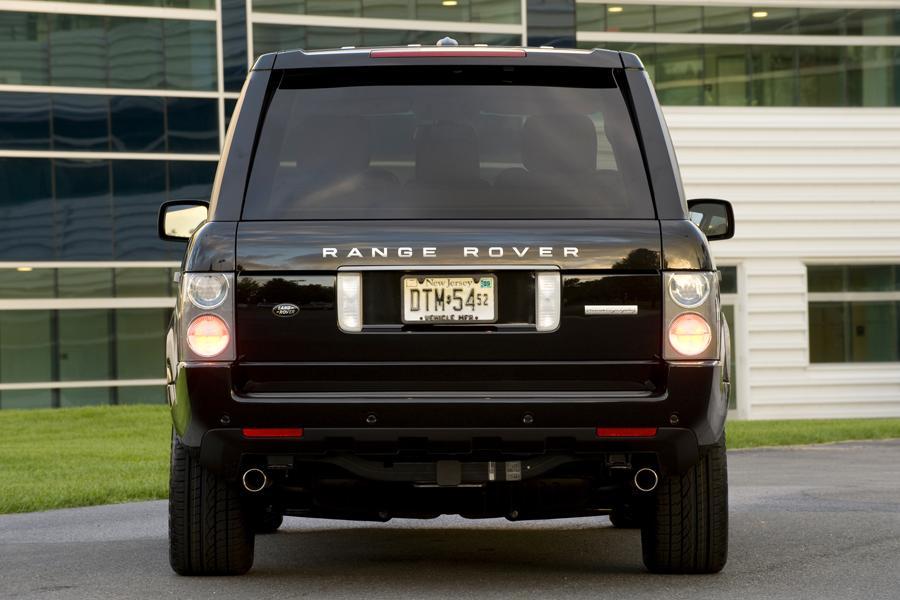 2009 Land Rover Range Rover Photo 5 of 19