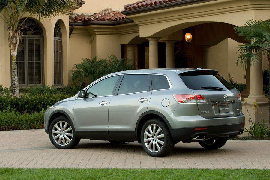 2009 mazda cx 9 specs pictures trims colors. Black Bedroom Furniture Sets. Home Design Ideas