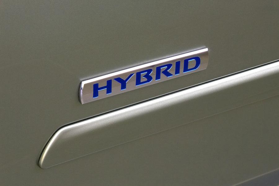 2009 Nissan Altima Hybrid Photo 4 of 10