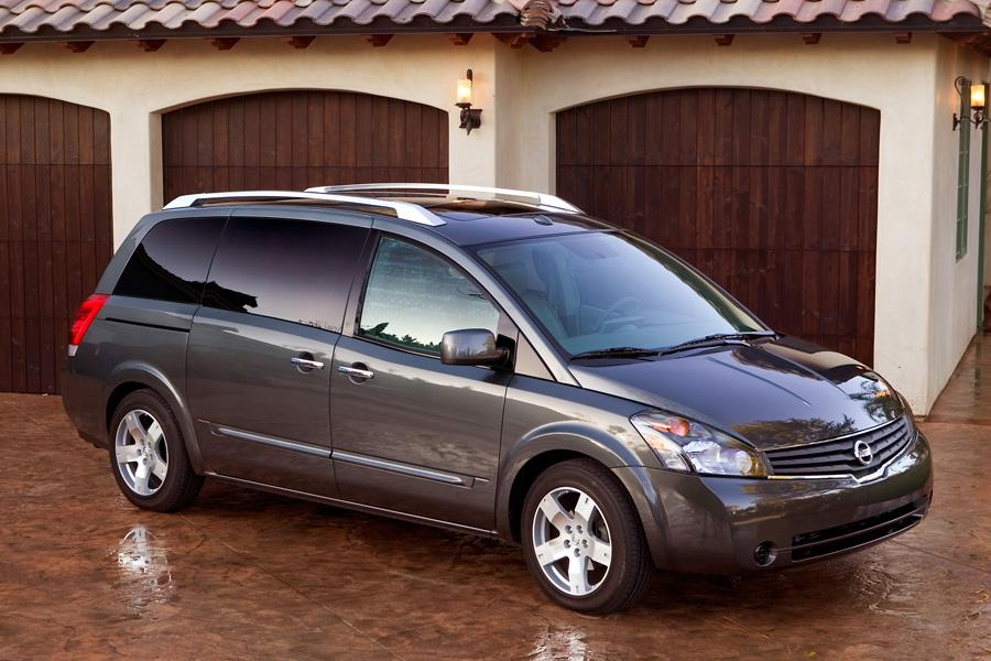 2009 Nissan Quest Photo 1 of 14