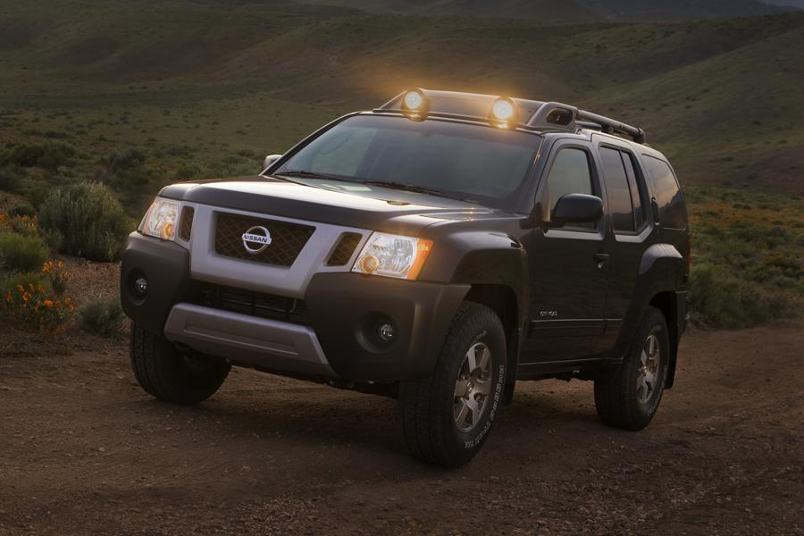 2009 nissan xterra overview. Black Bedroom Furniture Sets. Home Design Ideas