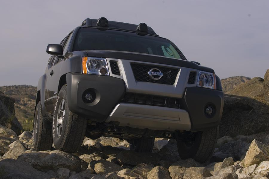 2009 Nissan Xterra Photo 3 of 12
