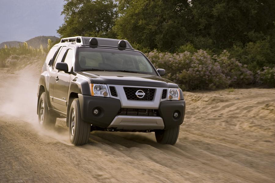 2009 Nissan Xterra Photo 4 of 12