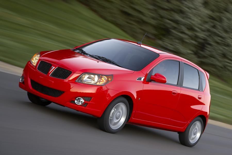 Car Seat Recall >> 2009 Pontiac G3 Reviews, Specs and Prices | Cars.com