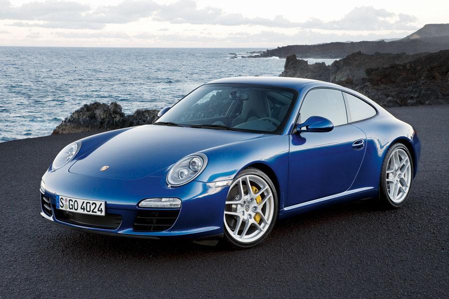 2009 Porsche 911 Photo 1 of 15