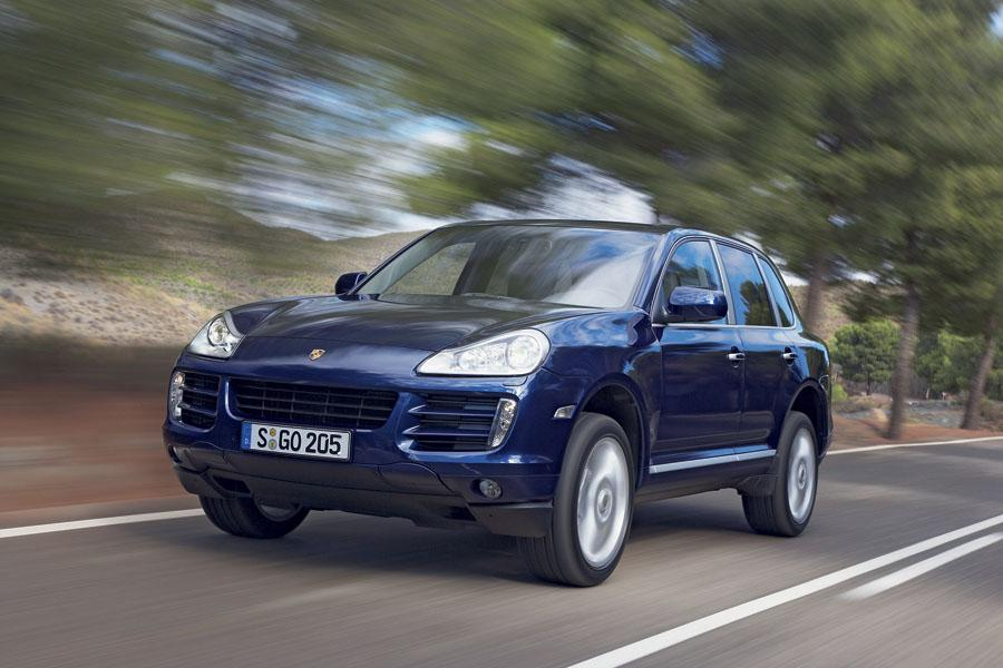 2009 Porsche Cayenne Photo 4 of 12