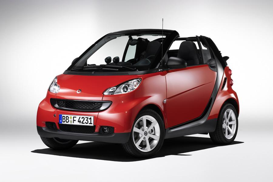 2009 smart ForTwo Photo 4 of 15